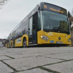 Mercedes Benz Citaro C2 G der Stuttgarter Straßenbahn AG [SSB] [2]