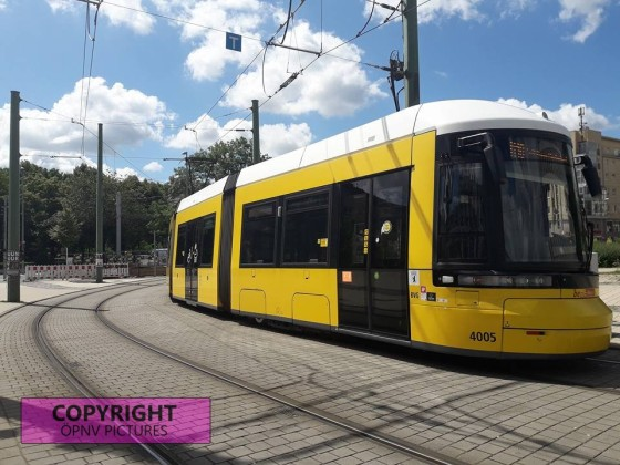 Flexity Tram 4005