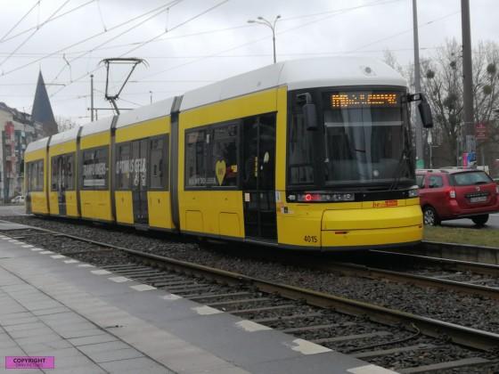 Flexity Tram [4015]