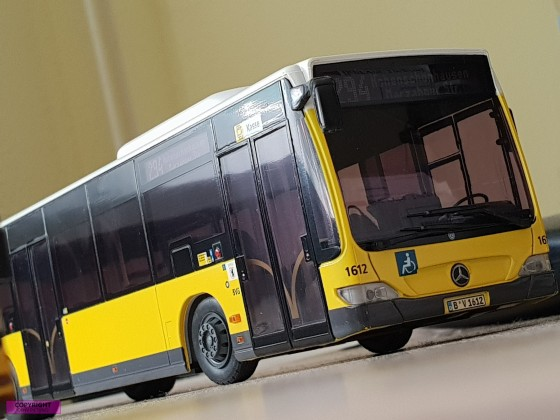 Modelbus Mercedes Benz Citaro O530 Facelift der BVG [1:87] [2]