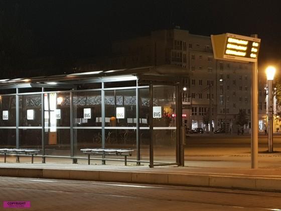 Tram Haltestelle S Nordbahnhof
