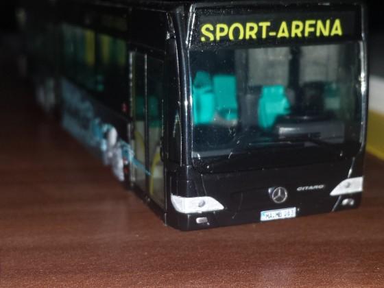 Modellbus Citaro [1:87]