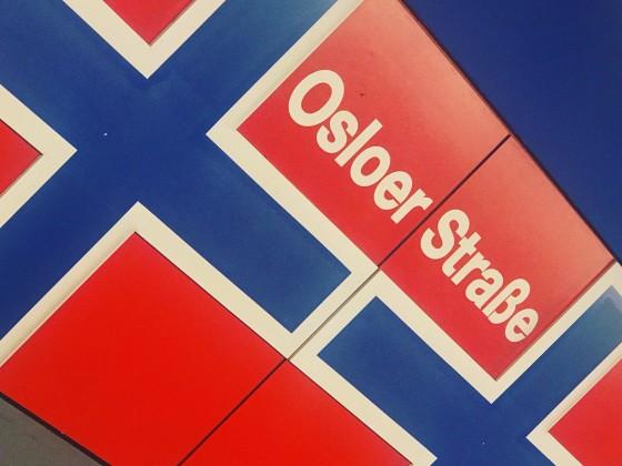 U Osloer Straße