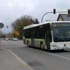 Mercedes Benz Citaro O530 Facelift LE in Teltow Bahnhof