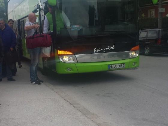 Setra S 431 DT in Salzburg