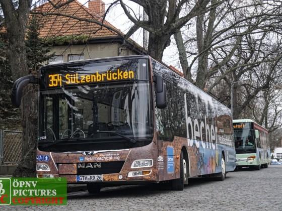 Wagen 21026 der Regionalbus Arnstadt GmbH