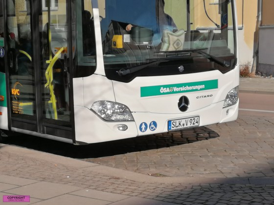 Mercedes Benz Citaro C2 Front
