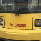 BeBerlin auf Tram GT6N