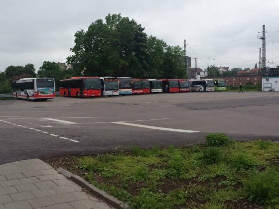Omnibustreffen in Ulm