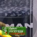 MAN Logo in einem MAN Lion's City der BVG