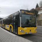 Mercedes Benz Citaro C2 G der Stuttgarter Straßenbahn AG [SSB]