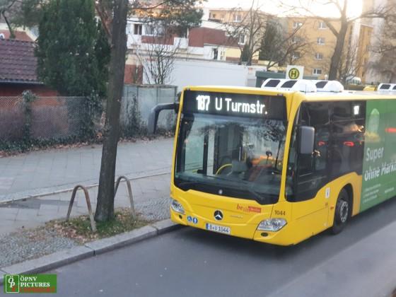 Mercedes Benz Citaro C2 der Berliner Verkehrsbetriebe [1044]
