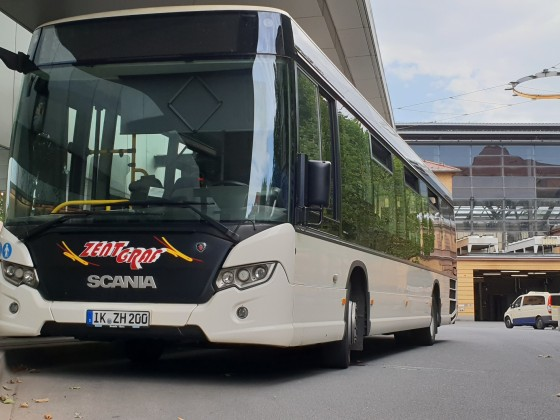 Scania Citywide in Erfurt
