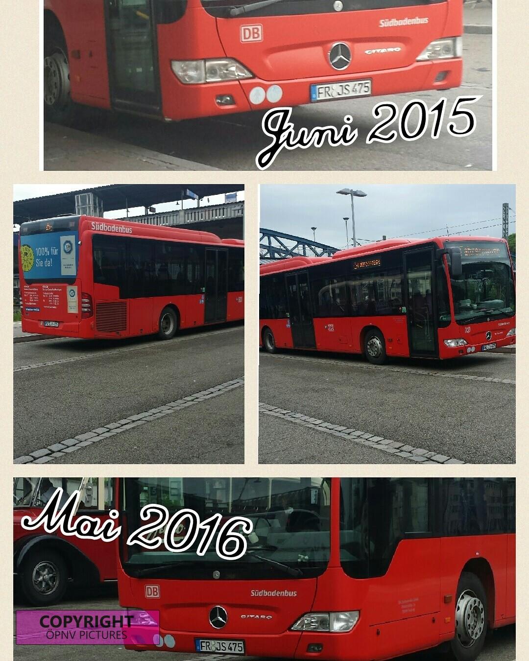 Collage vom FR JS 475