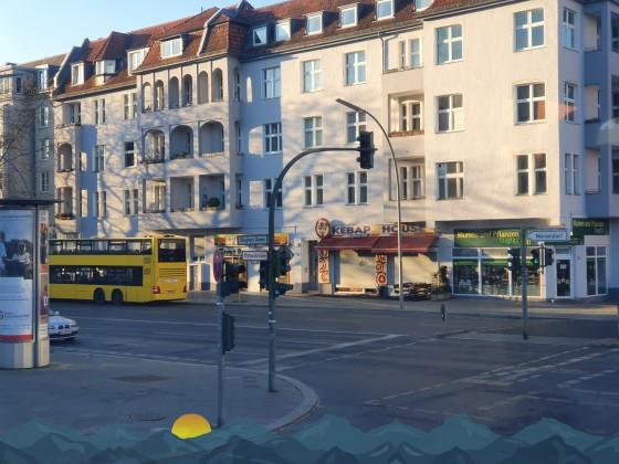 MAN Lions City Doppeldecker [3546] der Berliner Verkehrsbetriebe