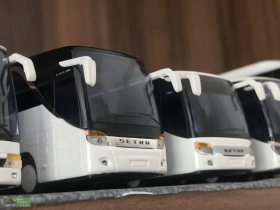 Setra Modelle 1:87